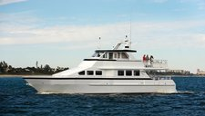 Explore Florida onboard 72' Custom built motor yacht