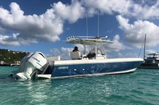 37 Intrepid Open for Rent in St Thomas and St John!