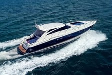 58' Sport Yacht for Day Charter in US/BVI