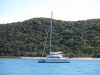 Sail this lovely Lagoon 421  and Relish the Whitsundays's Winds