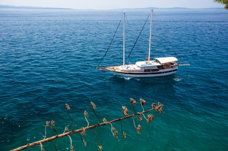Gulet San - Explore Croatian Islands on board of affordable 6 cabin gulet!