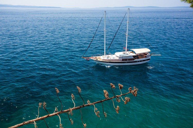 Custom's 72.0 feet in Split