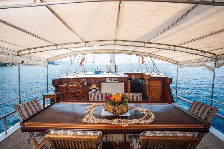 Boat for rent Custom 72.0 feet in ACI Marina Split, Croatia