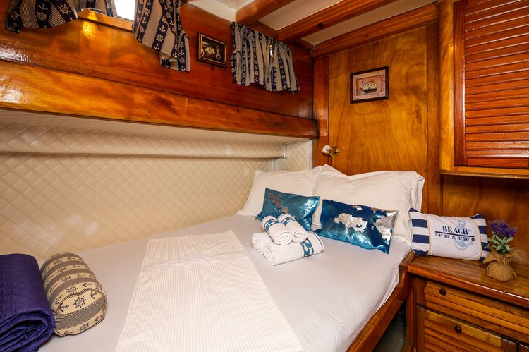 Discover Split surroundings on this Gulet Custom boat