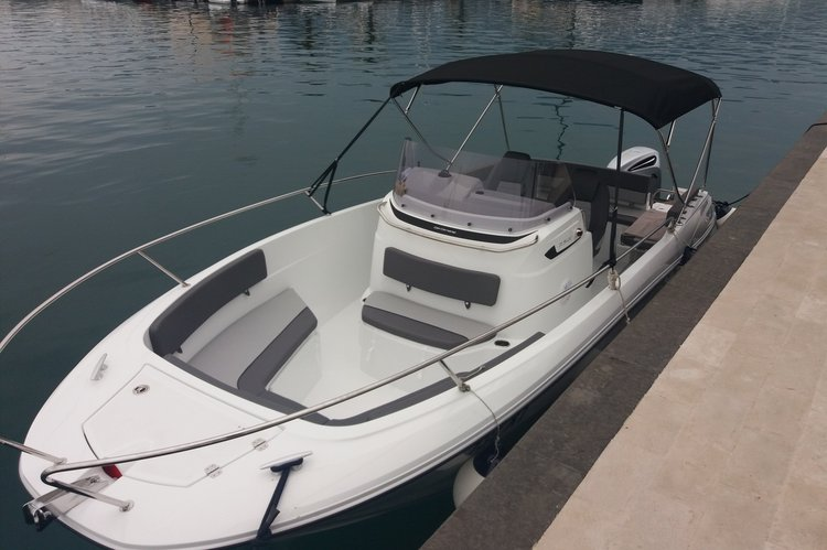 Boat rental in kotor,