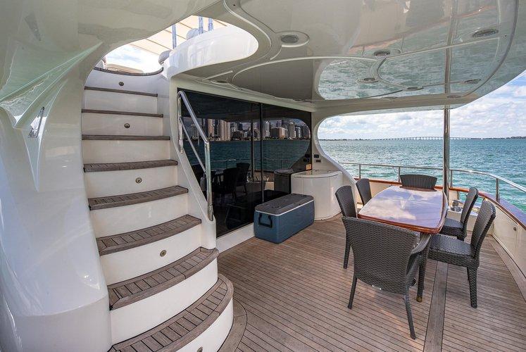 Boat for rent Azimut 80.0 feet in Sea Isle Marina & Yachting Center, FL