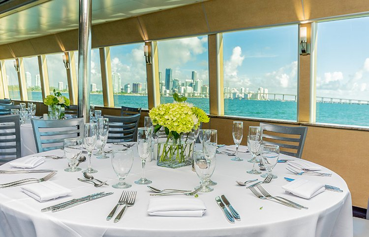 Boating is fun with a Mega yacht in Miami
