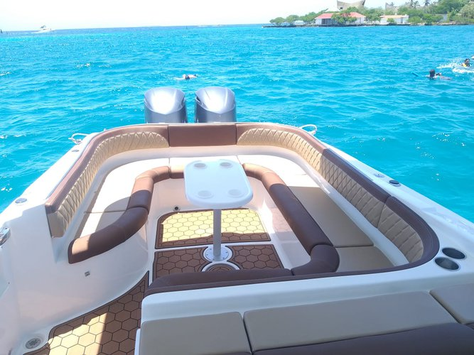 Boat for rent Eduardoño 41.0 feet in todomar, Colombia