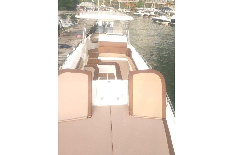 Boat rental in cartagena,