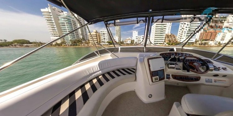 Boat for rent Meredian 41.0 feet in 55 Avenida, Colombia