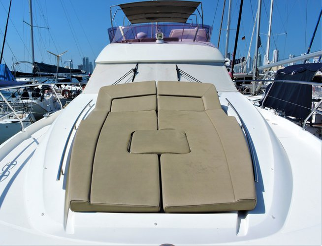 Boat for rent Prestige 50.0 feet in 55 Avenida, Colombia