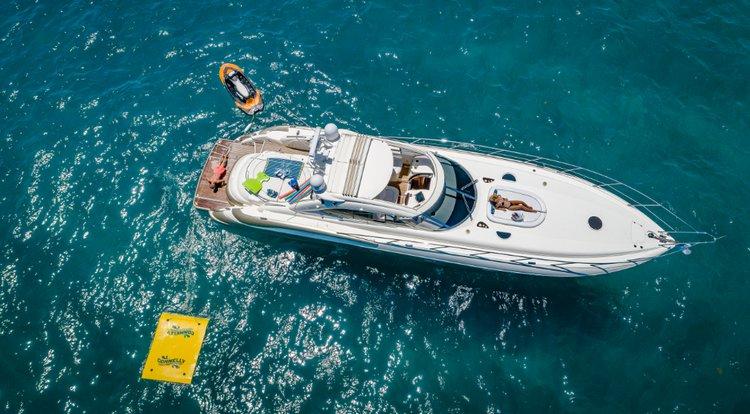 Express cruiser boat rental in Miami, FL, FL