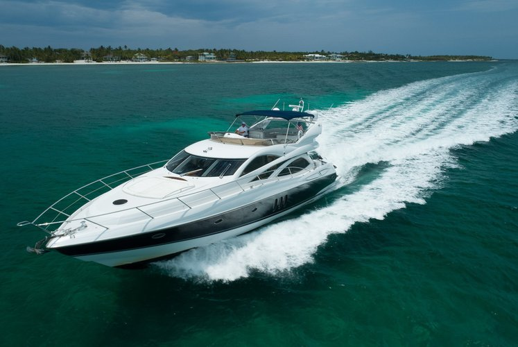 Spacious 72' Sunseeker Manhattan!