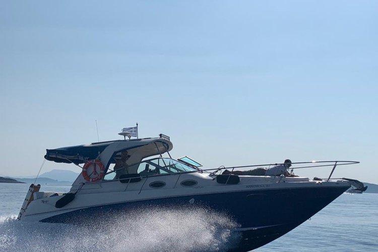 33.0 feet sea ray in great shape