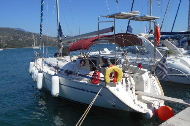 Bavaria boat for rent in Argostoli