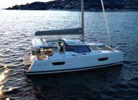 Get ready to have ultimate fun aboard Astrea 42  in Bahamas