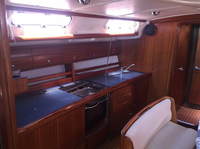 Boat for rent Bavaria Yachtbau 45.0 feet in Marina Punat (Krk), Croatia