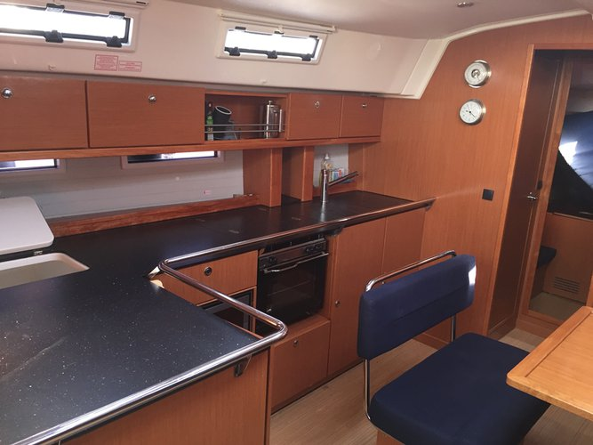 Bavaria Yachtbau boat for rent in Kvarner