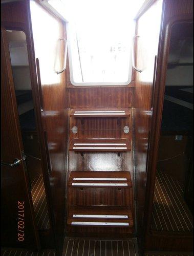 Discover Saronic Gulf surroundings on this Bavaria 47 Bavaria Yachtbau boat