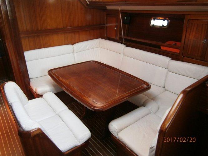 Bavaria Yachtbau's 48.0 feet in Saronic Gulf