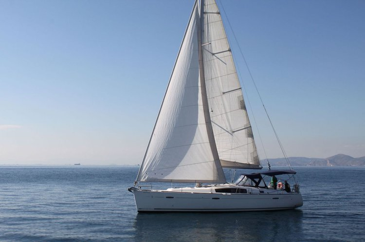 Experience Saronic Gulf, GR on board this amazing Bénéteau Oceanis 43