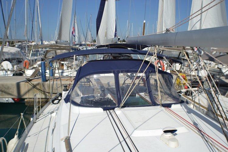 Boat for rent Bénéteau 43.0 feet in Marina Dalmacija, Sukosan, Croatia