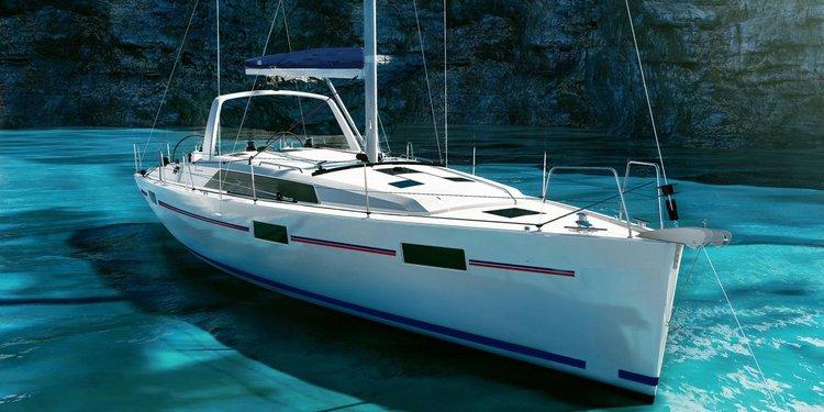 Monohull boat rental in Nelson's Dockyard  English Harbour  Antigua,, Antigua & Barbuda