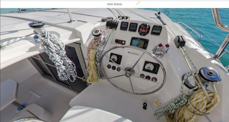 Sail St. Maarten aboard this an amazing Catamaran!