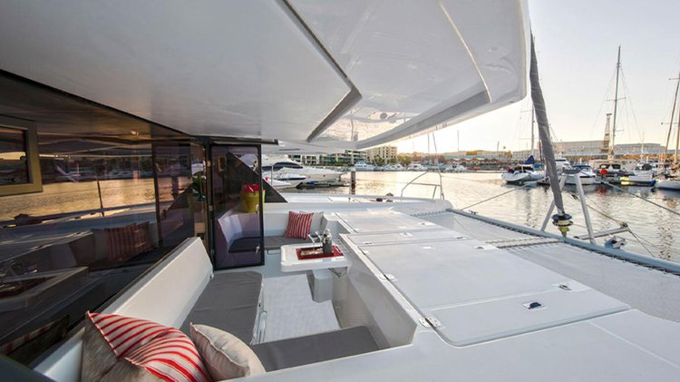 Boat for rent Custom 45.0 feet in St. Lucia - Rodney Bay Marina, St. Lucia