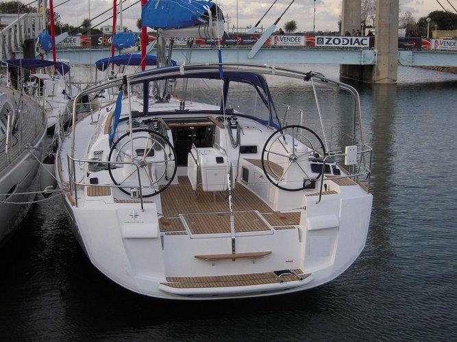 Monohull boat rental in St. Lucia - Rodney Bay Marina, St. Lucia