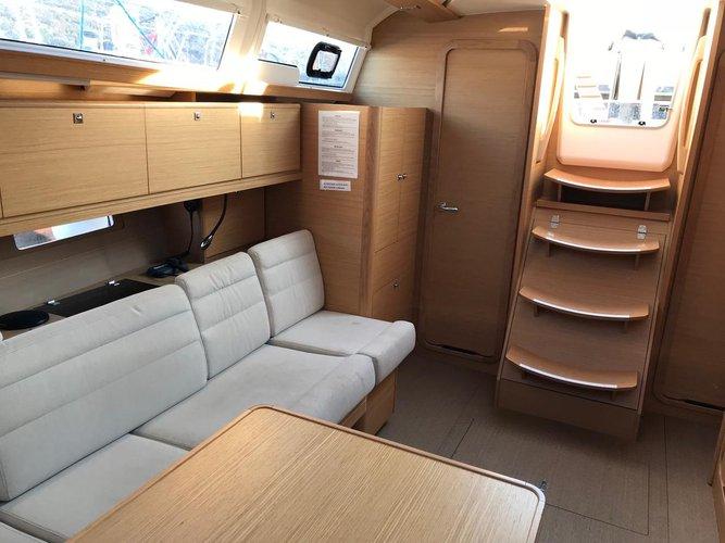 Dufour Yachts boat for rent in Kvarner