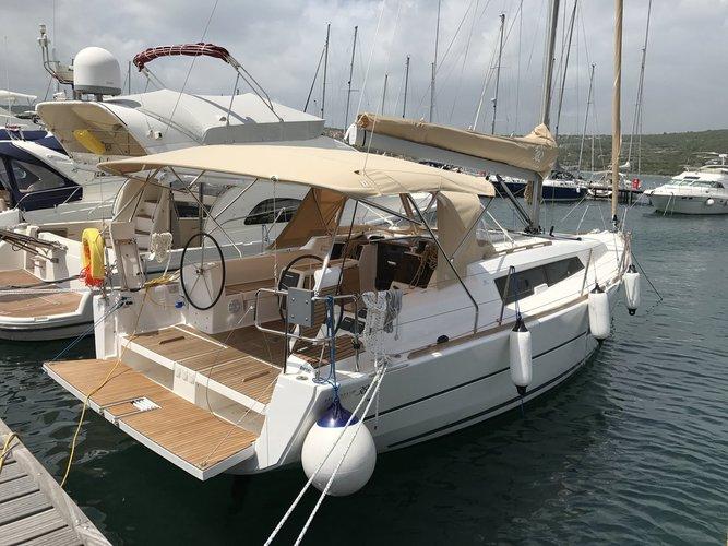 Dufour Yachts's 36.0 feet in Kvarner