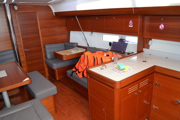 Dufour Yachts's 41.0 feet in Zadar region