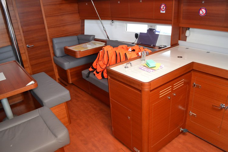 Boat for rent Dufour Yachts 41.0 feet in Marina Dalmacija, Sukosan, Croatia