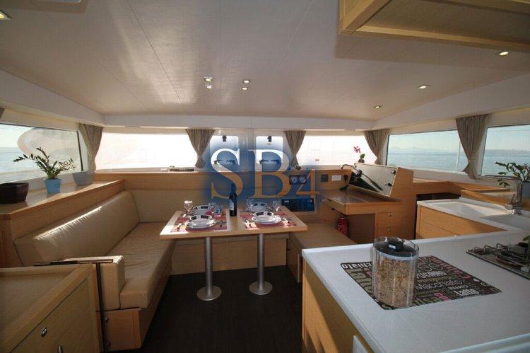 Boat for rent Lagoon-Bénéteau 39.0 feet in Athens - Marina Alimos (Kalamaki), Greece