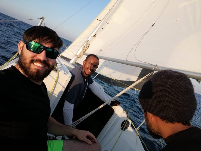 Boating is fun with a Daysailer / Weekender in Seeb