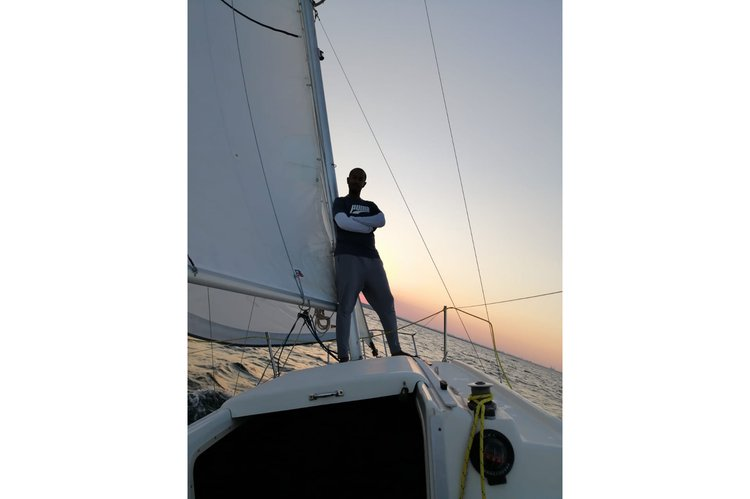 Daysailer / Weekender boat for rent in Seeb