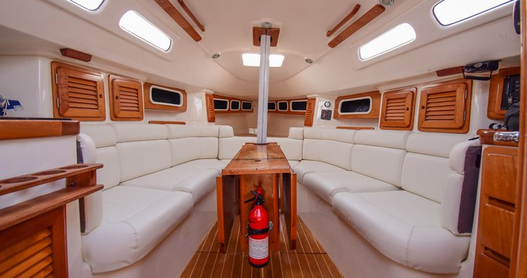 Boat for rent Malbec 29.0 feet in Gateway Of India, India