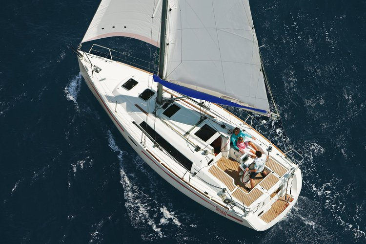 Discover Italy in style boating on this sail boat rental!