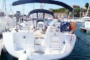Oceanis's 43.0 feet in Procida