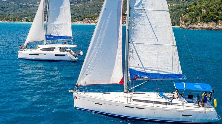 Boat for rent Custom 33.0 feet in Lefkas Marina, Greece