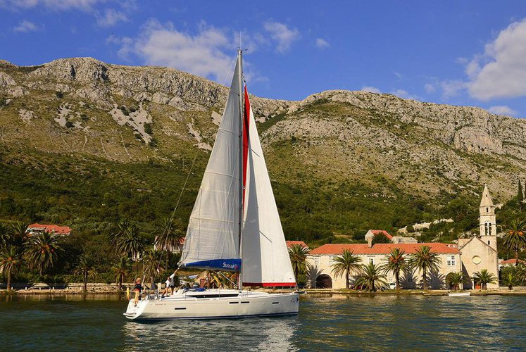 Boat for rent Custom 33.0 feet in ACI Marina Dubrovnik, Greece