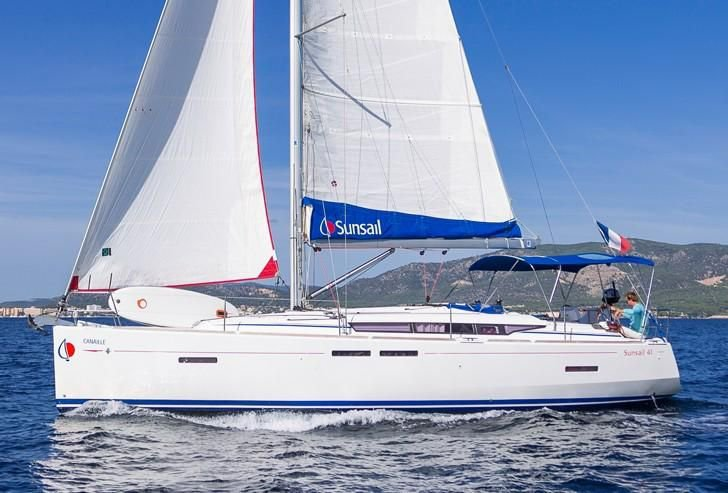 Experience Greece on board this beautiful  sail boat!