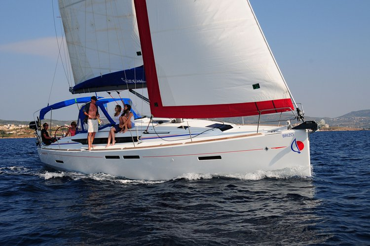 Take this awesome Monohull boat for a spin.