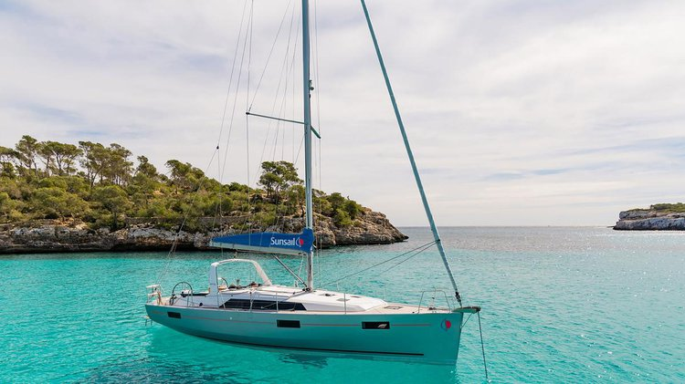 Take this awesome sail boat for a spin