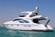 "50' AZIMUT FLYBRIDGE ""HAPPY PLACE"""
