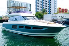 50' Luxury Fly Bridge Prestige- Private 4/6/8hr daytrips and Term