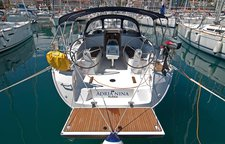Sail Split region, HR waters on a beautiful Bavaria Yachtbau Bavaria Cruiser 37