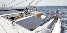 Go on a nautical adventure on this elegant 52.3 foot  sailboat !