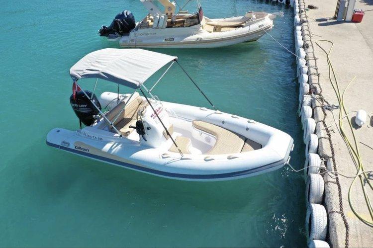Callegari's 16.0 feet in Nydri - Lefkada